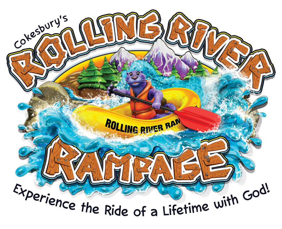 Vacation Bible School 2018 at First United Presbyterian Church- Rolling River Rampage
